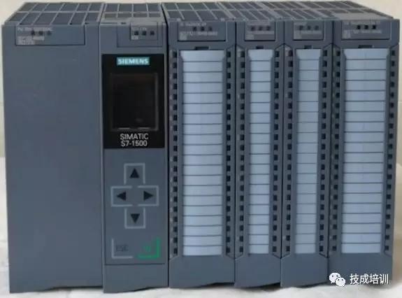 S7-1500PLC的常用模塊及功能