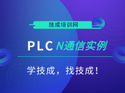 兩個PLC的N:N通信實例